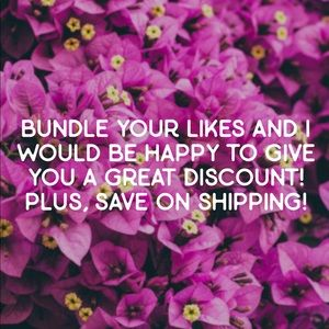 Other - 🌺BUNDLE YOUR LIKES🌺